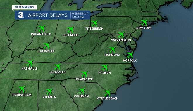 Regional Airport Delays